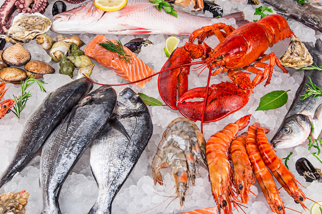 5 avantages surprenants des fruits de mer