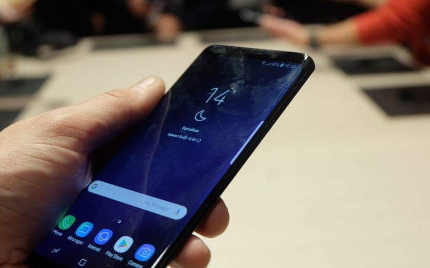 Comment réparer le problème de vidange de la batterie du Samsung Galaxy S9