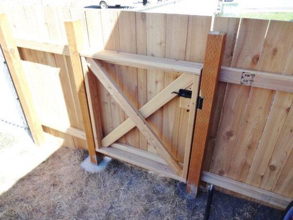 Les bases de la construction d'une clôture