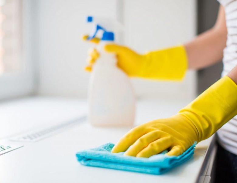 Un guide pour désinfecter votre maison