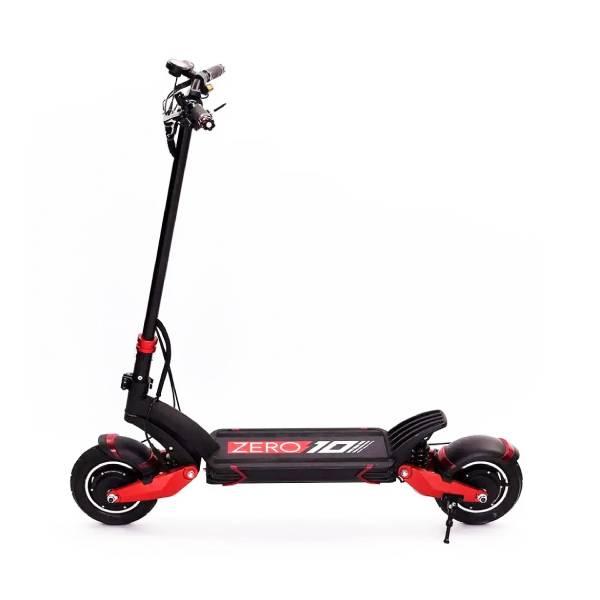 Avantages de la conduite d'un trottinette électrique Zéro 10x